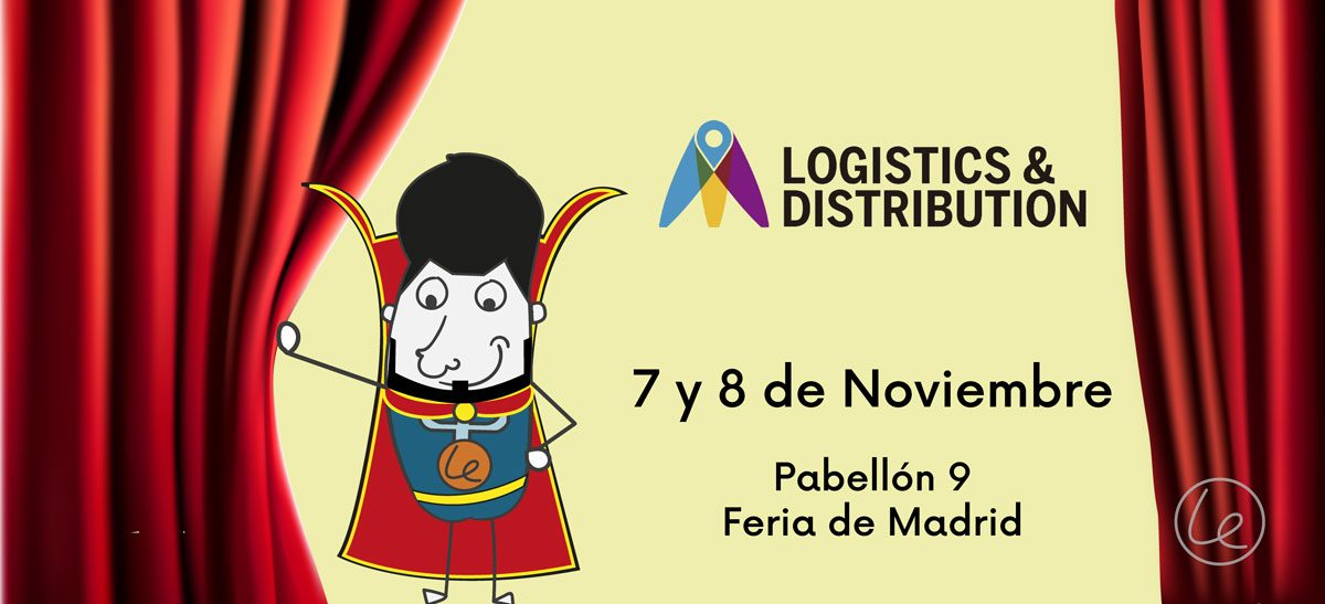 Evento Logistics and Distribution 2017 Madrid