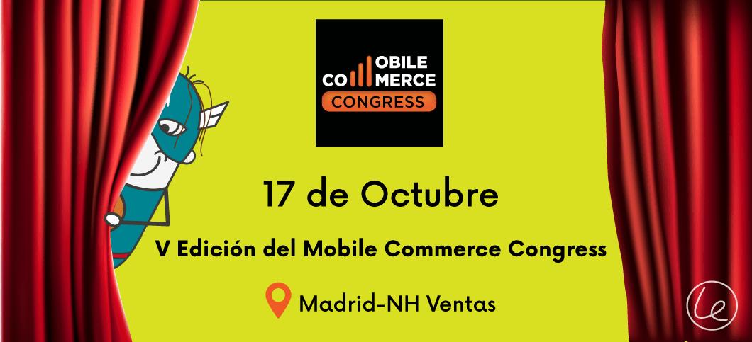 V Edicion del Mobile Commerce Congress